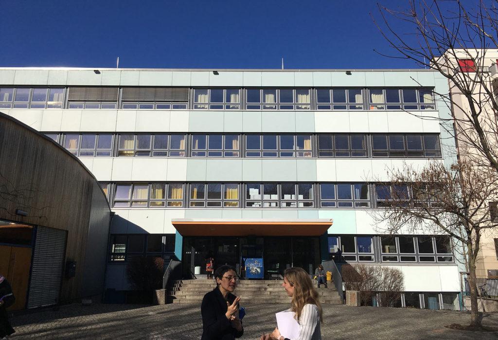 Evangelische Schule Berlin Zentrum (ESBZ) ©K. Schwahlen